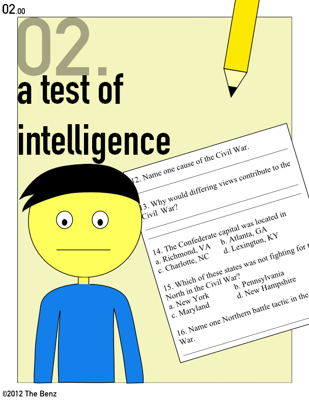 02.00: A Test of Intelligence